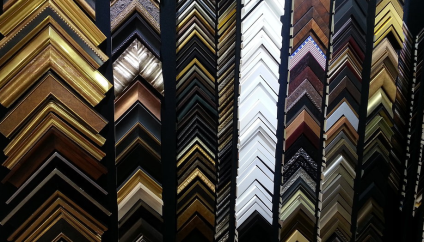 Beautiful Frames For Museum Quality Framing